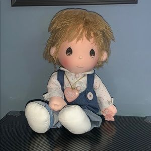 Precious Moments Applause Boy Doll FLIPPY 1985 14""